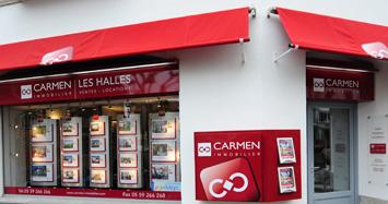 Logo Carmen Entreprises Saint-Jean-de-Luz