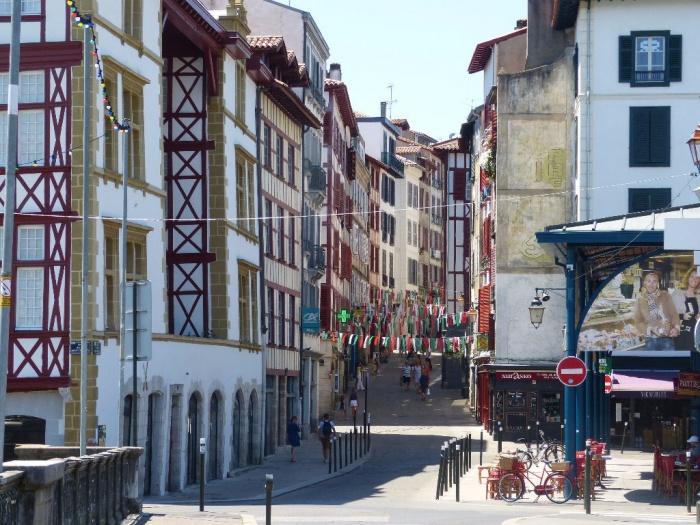 Droit au bail Bayonne rue Piétonne