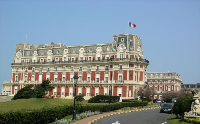 Biarritz Quartier Imperial