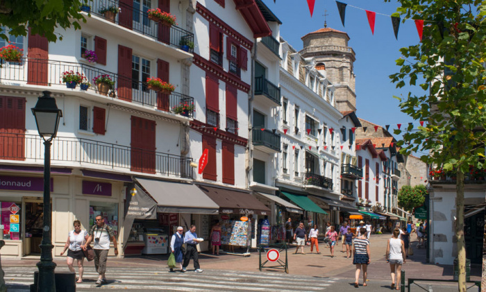 Local commercial St Jean de luz